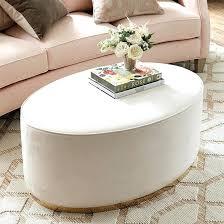 ballard design coffee table designs coffee table new oval ottoman designs throughout coffee table plan 2