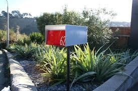 modern mailbox ideas. Best Modern Mailbox Ideas