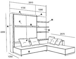 murphy bed sofa. Atoll Wall Bed With Sofa Murphy S