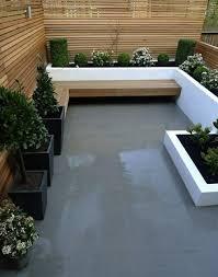 concrete slab patio. Concrete Slab Patio Makeover How To Build A Backyard | 550