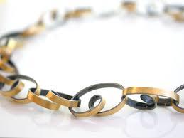 Moderner Designer Schmuck Pin Auf Jewellery Box Necklaces