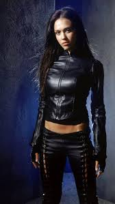 Jessica Alba, Max in Dark Angel, definitely a goddess ☺ - 9GAG