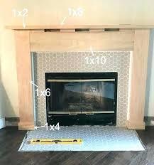 build a fireplace mantel fireplace mantel plans fireplace mantel plans new inspirational build fireplace mantel surround