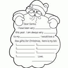 Santa Claus Printables Santa Claus Print Out Christmas Printables