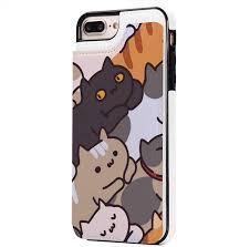 Seamless cat Pattern.Cartoon Animals ...