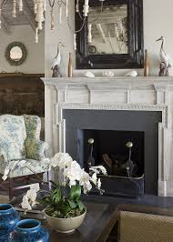 painted fireplace mantels phoebe howard