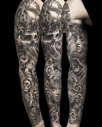 Awesome Collection Of Only The Best Tattoos From All Over The World