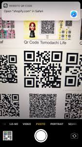 qr detect how to scan qr codes with the iphone s camera app