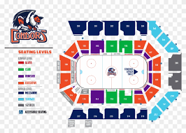 Rabobank Arena Seating Chart With Seat Numbers Rabobank Arena Rabobank Arena Seating Hd Png Download