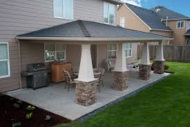 covered patio cost covered patio cost