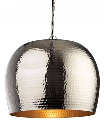 home design attractive inspiration hammered metal pendant light industrial loft modern 1 kathy kuo hammered metal pendant light c53