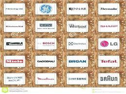 amazing top 10 kitchen appliance brands best appliance brands amazing kitchen appliances brands top famous kitchen appliance brands and logos editorial