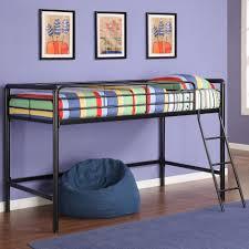 dhp braston junior loft bed bunk beds at hayneedle