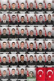 36 askerimizin şehit edildiği İdlib saldırısının üzerinden 1 yıl geçti