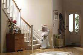 Sadler Stairlift Limited Flexibility Solution from Stannah