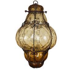 Blown Glass Pendant Lighting For Kitchen Amber Glass Pendant Lights Soul Speak Designs