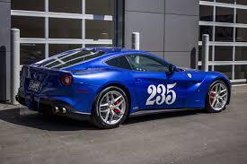 Shop ferrari f12berlinetta vehicles for sale in newark, nj at cars.com. Certified Pre Owned 2017 Ferrari F12 Berlinetta 70th Anniversary 2dr Car Ch225560 Ken Garff Automotive Group