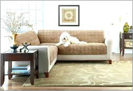 sofa covers for sectionals with recliners leather sectional couches brown couch cover dog kitchen appealing