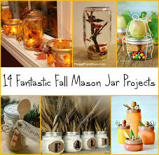 Fall Table Decorations With Mason Jars 100FantasticFallMasonJarProjectsjpg 2