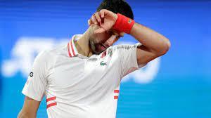 Tokyo Olympics : Novak Djokovic, Daniil ...