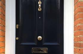 old victorian door