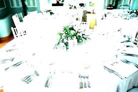 round table centerpiece ideas decor for arrangement wedding reception 50th birthday party