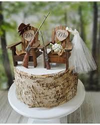 Amazing Savings On Hunting Themed Wedding Cake Topper Antler Shot