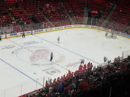 Detroit Red Wings Stadium Seating Chart Detroit Red Wings Seating Guide Little Caesars Arena