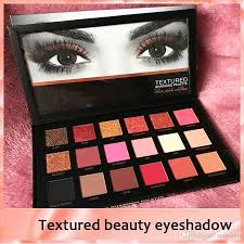 textured beauty makeup eyeshadow palette rose gold edition palette cosmetics matte shimmer vs lips dhl free 660196 makeup for brown eyes makeup kits from