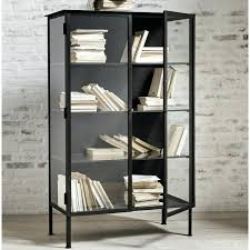 metal gl cabinet black wall iron and