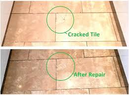 genial kitchen floor tile repair decoration in how to on ret ceramic fix broken grout
