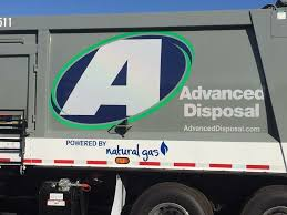 advanced disposal corporate office cng trucks running all over n advanced disposal office photo