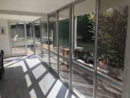 aluminium glass glazing sliding doors glass door