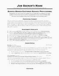 Resume Tem Best Professional Resume Professional Call Center Skills Resume Best
