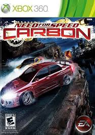 Need For Speed Carbono RGH Xbox 360 [Mega, Openload+]