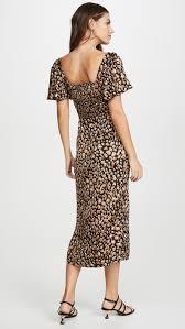 Maya Maternity Size Chart Lerumi Maya Midi Dress Shopbop Save Up To 25 Use Code