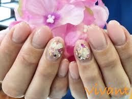 これからの季節にオススメ夏デザイン 四国香川県のネイル集客