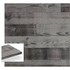 timberwall barnwood 9 7 sq ft driftwood grey wood wall plank kit