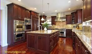 Kitchen Incredible Kitchen Ideas Cherry Cabinets 5 Fine Kitchen
