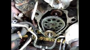 chevy s10 plastic timing cover leak 4 3