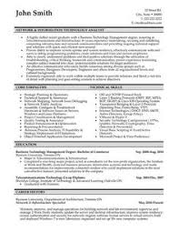 click here to download this network and it analyst resume template http resume it template