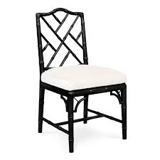 black side chair. Black Chippendale Side Upholstered Chair. Home Decor Outlet. Decorating Ideas. And Chair I
