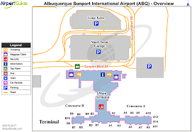 albuquerque  albuquerque international sunport (abq) airport