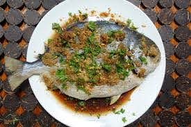 Ginger Soy Steamed Pompano Fish Recipe ...