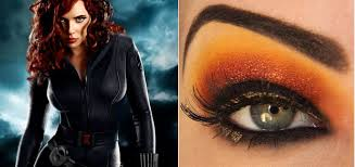 the avengers inspires some wicked eye makeup which hero s look do you have your