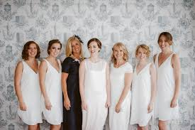should my bridal party get their makeup done
