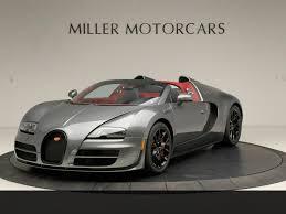 The bugatti veyron 16.4 grand sport vitesse is a targa top version of the veyron super sport. Used 2013 Bugatti Veyron 16 4 For Sale At Alfa Romeo Of Greenwich Vin Vf9sv2c20dm795032