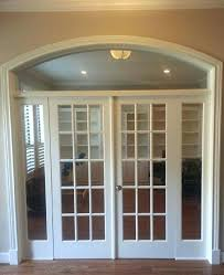 how to paint metal trim on sliding glass door interior french doors for office impressive custom
