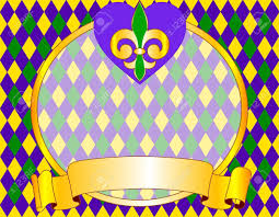 Mardi Gras Designs Mardi Gras Background Design With Place For Text