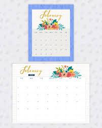 2018 february fl calendar